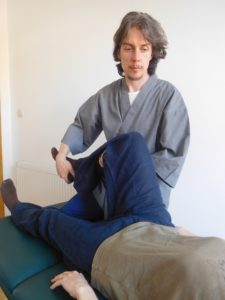 Bowen Technique Therapy at a Glasgow clinic