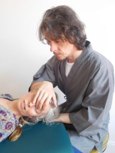 Craniosacral therapy in Glasgow